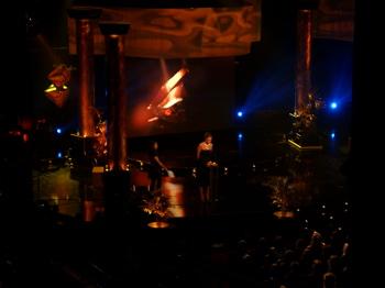 Guldbaggegalan 2007 på Cirkus i Stockholm