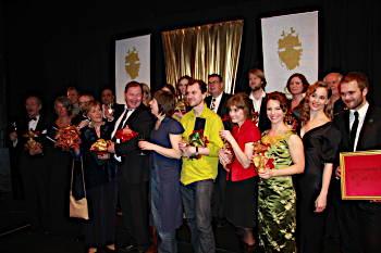 Alla vinnare på Guldbaggegalan