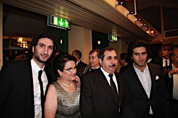 Familjen Fares.