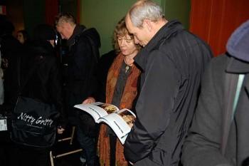 """Premiär för """"Fantastic Mr. Fox"""" på biografen Skandia under Stockholms Filmfestival 2009."""