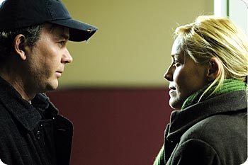 When A Man Falls in the Forest. Timothy Hutton och Sharon Stone. Foto: Berlinale