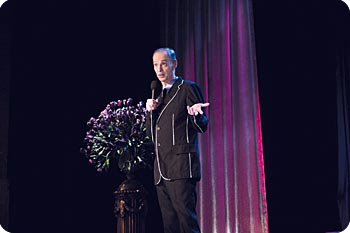 John Waters. Foto: Berlinale