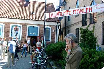 Lilla filmfestivalen i Båstad