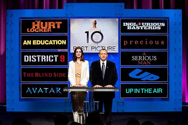 Oscarsnomineringarna 2010